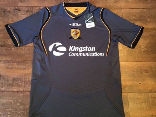 2008 2009 Hull City BNWT New Away Football Shirt Medium